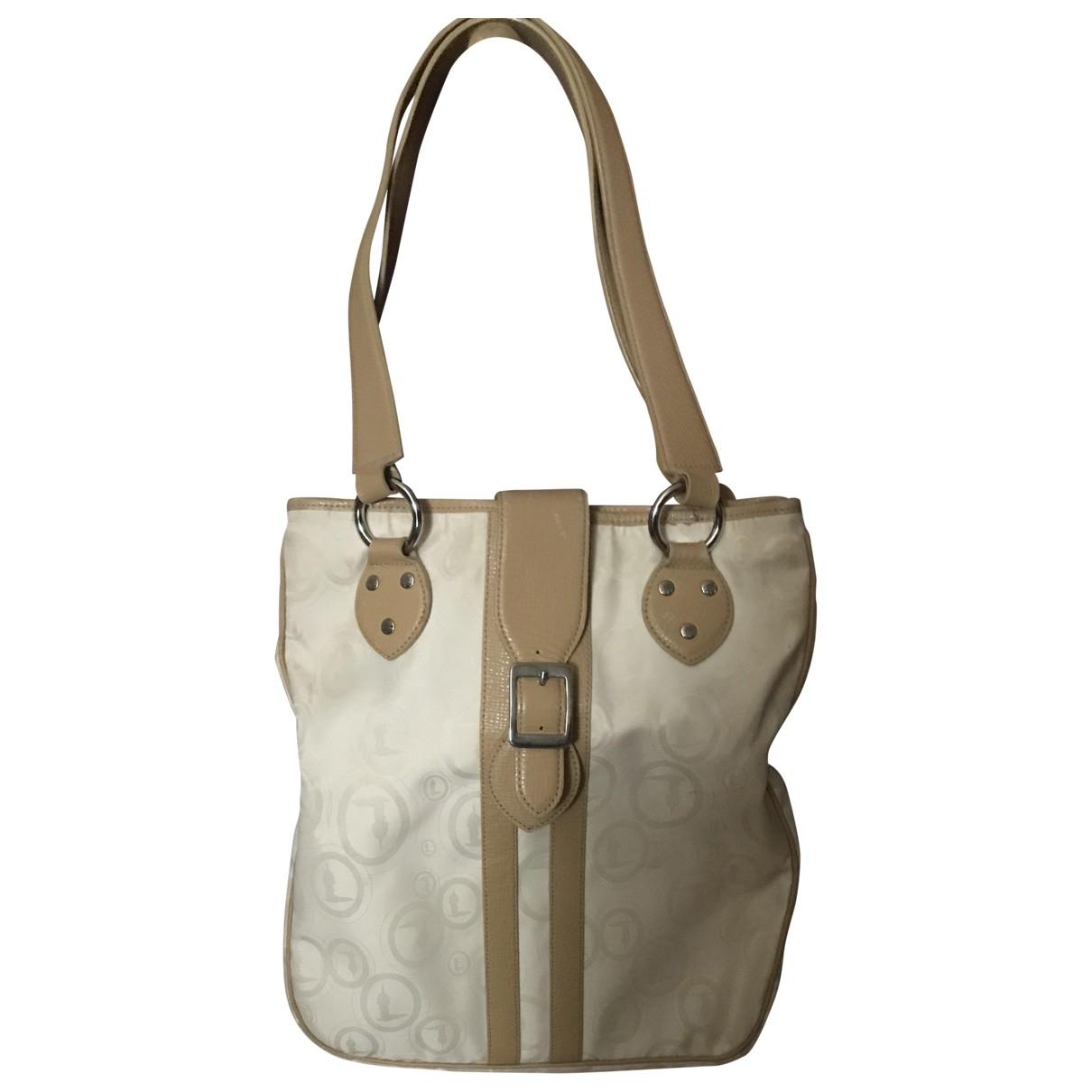 Trussardi \N Beige Cloth handbag for Women \N