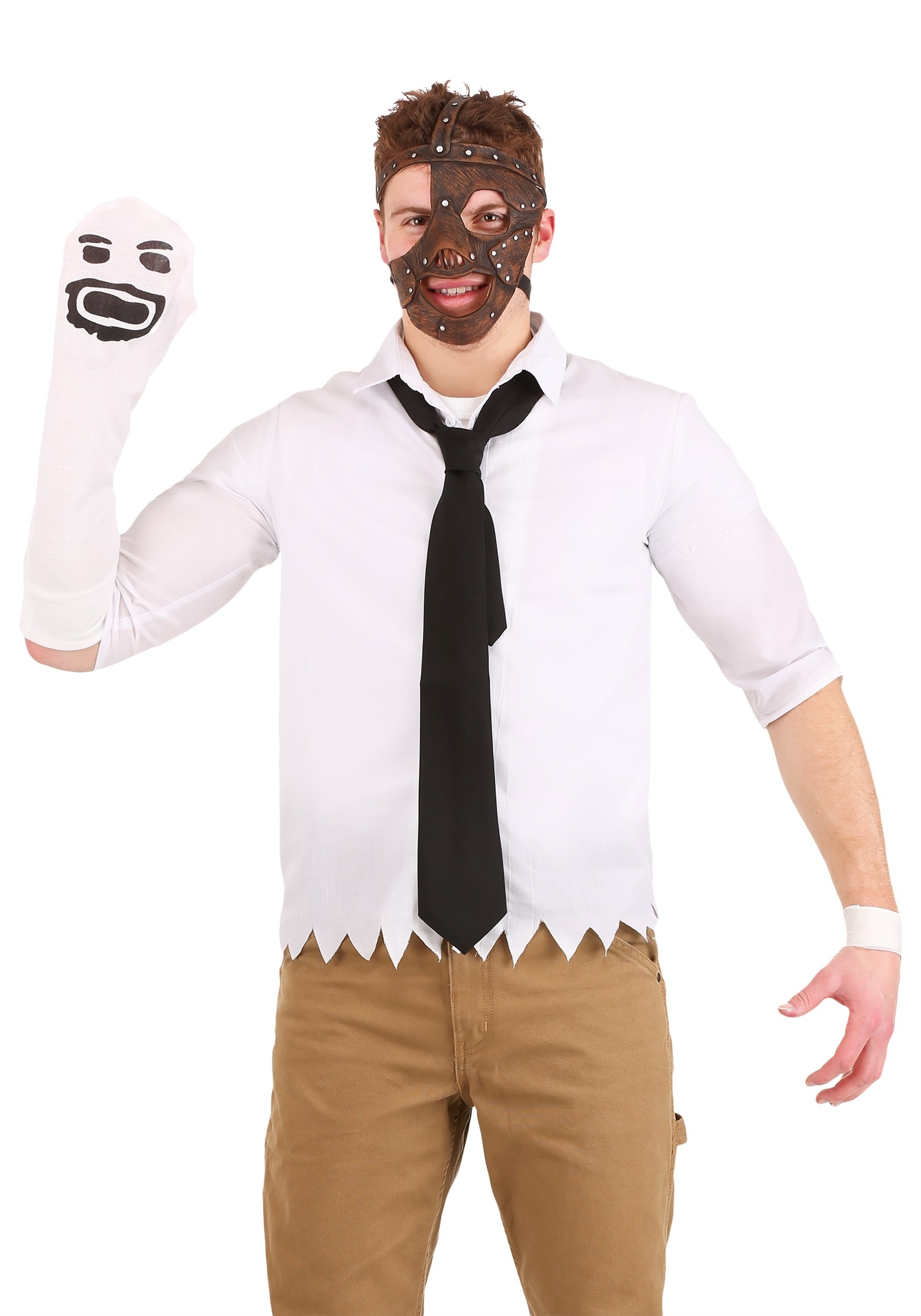 WWE Mankind Adult Costume