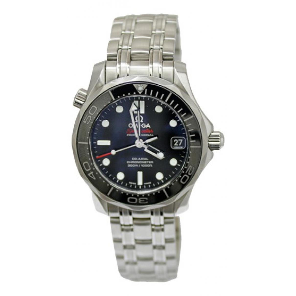 Omega Seamaster Uhr in  Grau Stahl