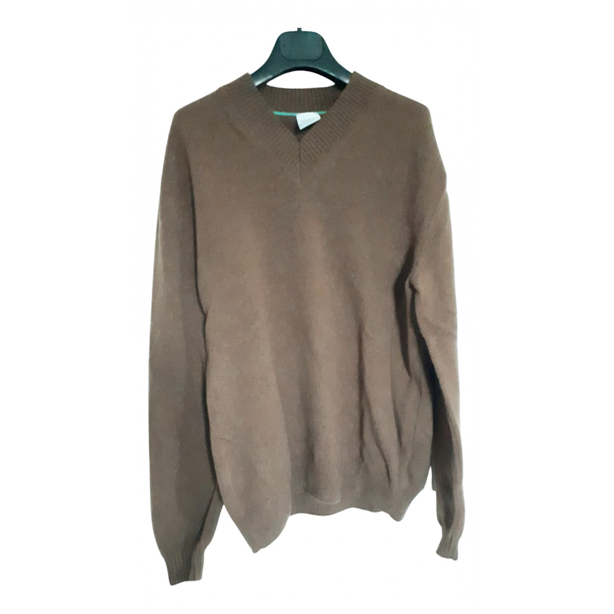 Paul Smith \N Pullover.Westen.Sweatshirts  in  Kamel Wolle