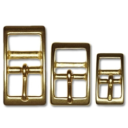 Brass Tongue Buckles