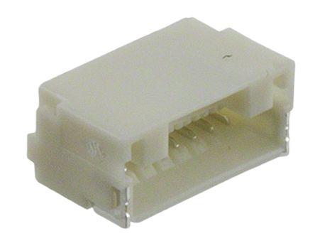 JST , NSH, 8 Way, 1 Row, Right Angle PCB Header (10)