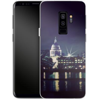 Samsung Galaxy S9 Plus Silikon Handyhuelle - Thames von Ronya Galka