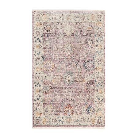 Safavieh Illusion Collection Naira Oriental Area Rug, One Size , Multiple Colors