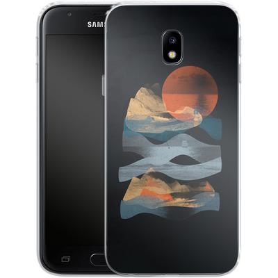 Samsung Galaxy J3 (2017) Silikon Handyhuelle - Descend von ND Tank