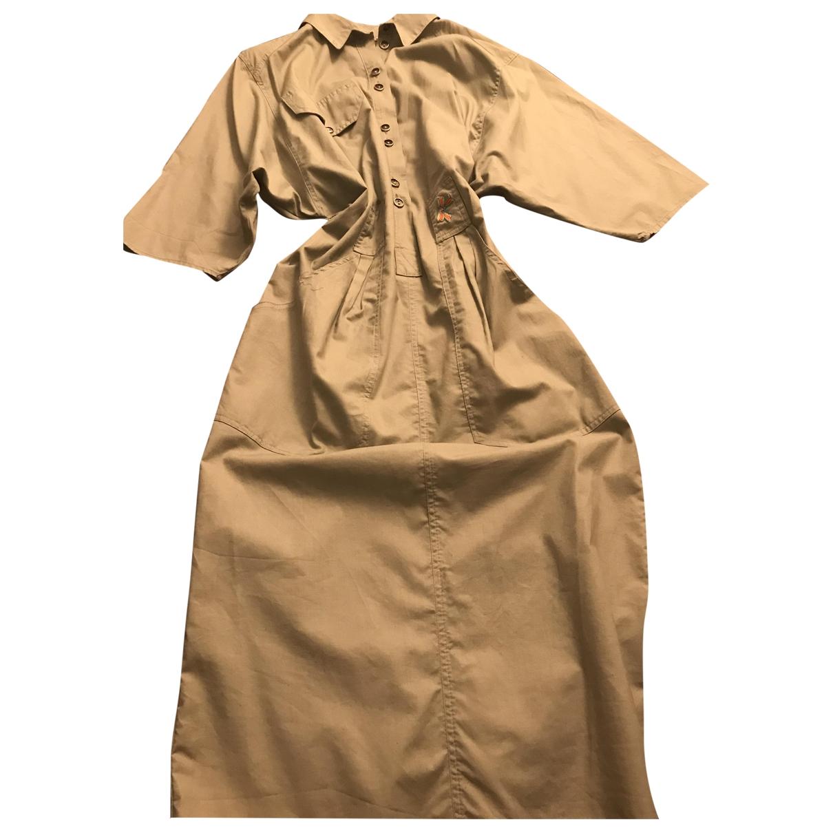 Non Signe / Unsigned Oversize Kleid in Baumwolle