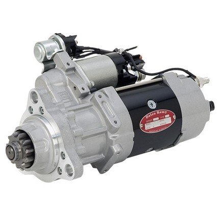 Delco Remy 8300084 - Gear Reduction Starter   39 Mt Series   Remanu...