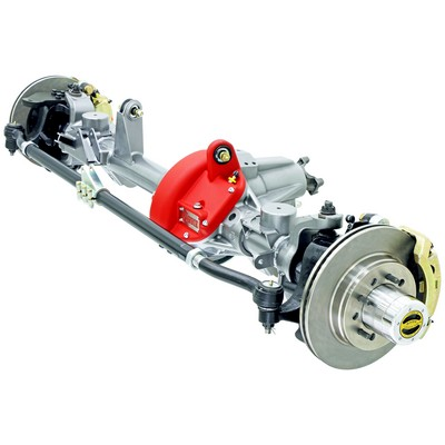 Currie Extreme 60 Front Crate Axle Assembly (ARB Locker - 4.88 Gear Ratio) - CE-KF6501A48