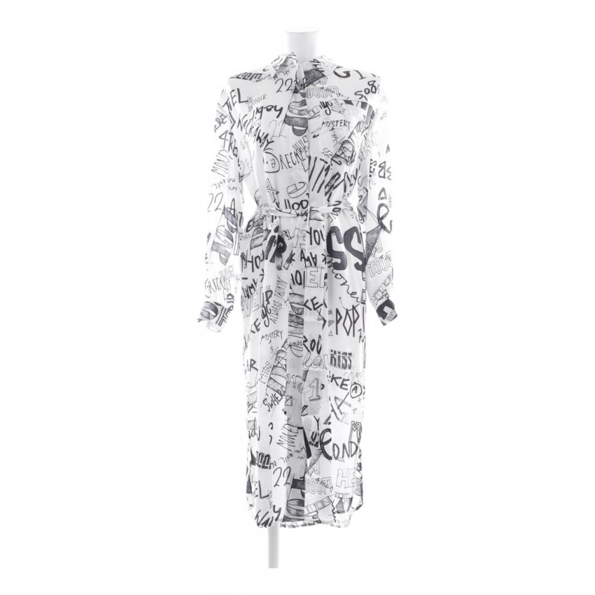 Essentiel Antwerp - Robe   pour femme - blanc