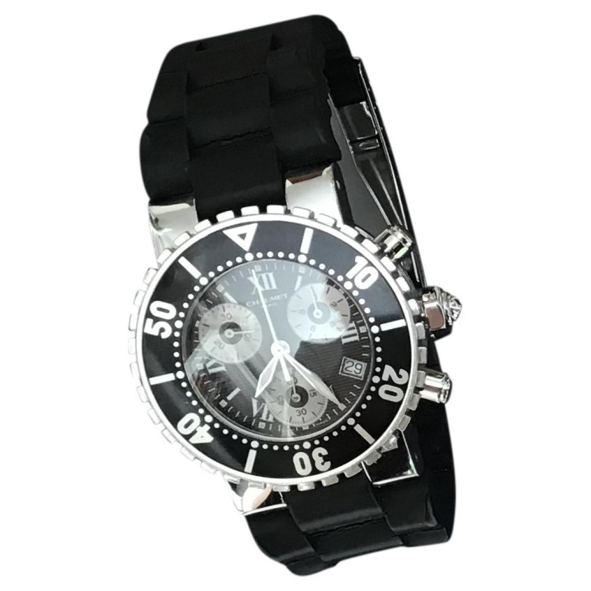 Chaumet Class One Black Steel watch for Women \N