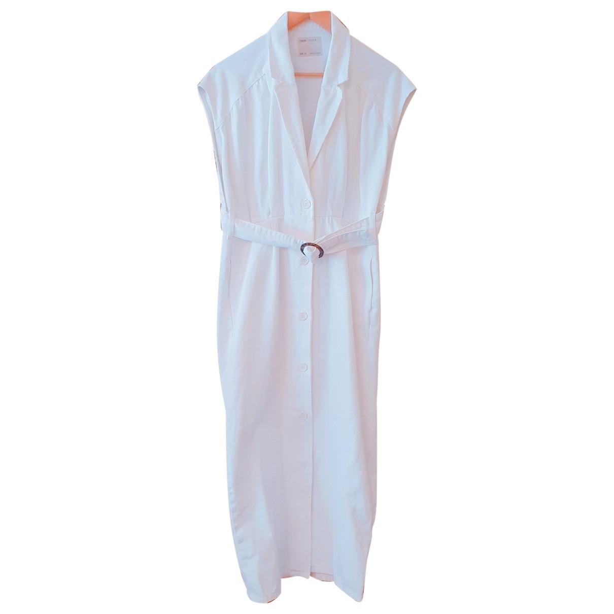 Asos \N White Denim - Jeans dress for Women 12 UK