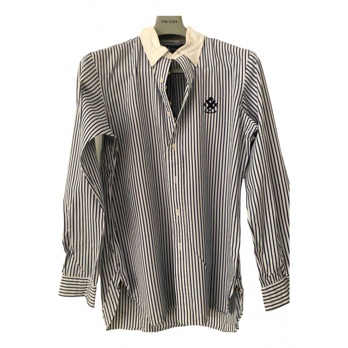 Ralph Lauren \N Hemden in  Blau Baumwolle