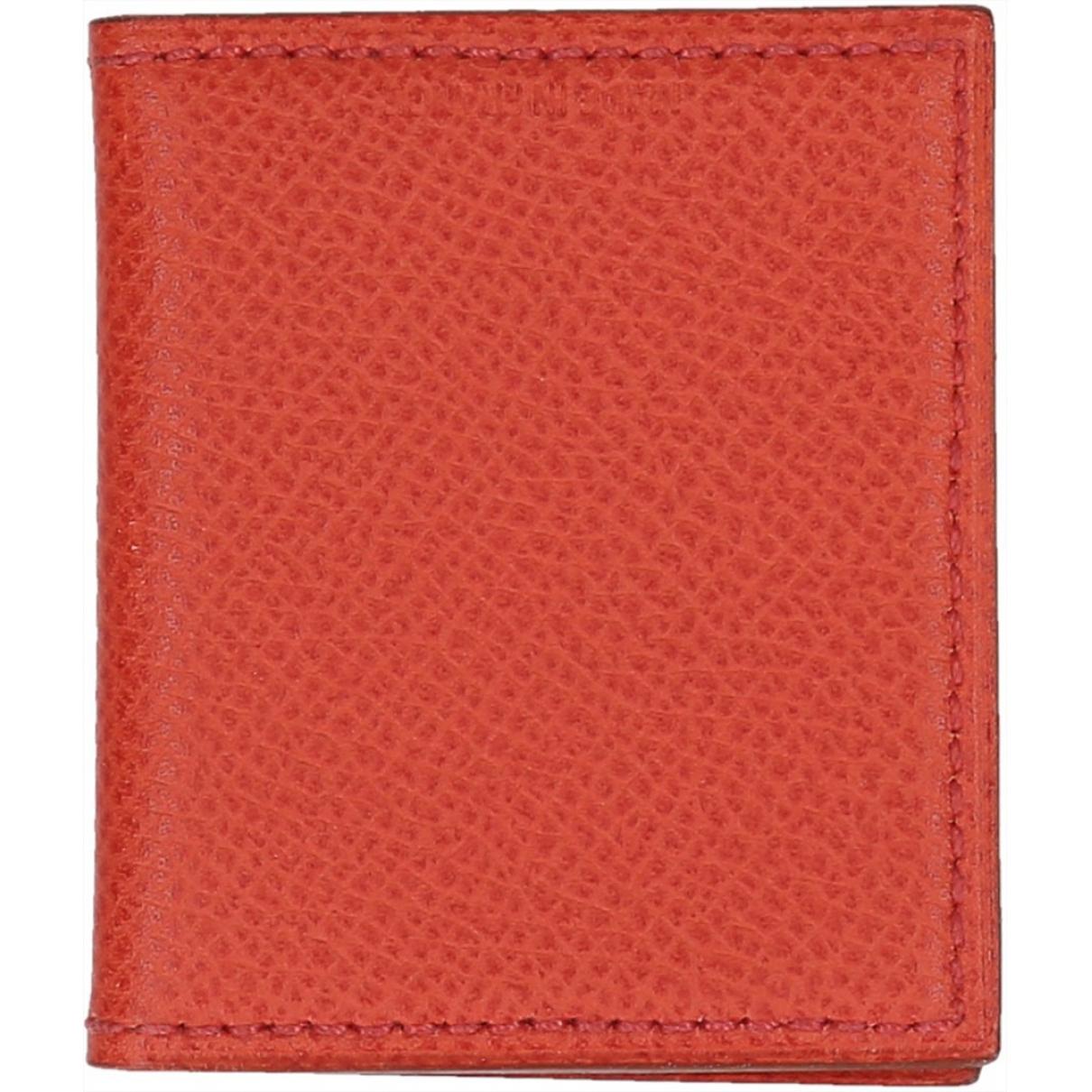 Hermes - Objets & Deco   pour lifestyle en cuir - rouge