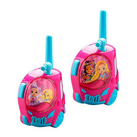 KIDdesigns Sunny Day Walkie Talkies, One Size , Multiple Colors