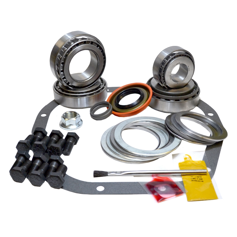 Ford 10.5 Inch Rear Master Install Kit 99-07 Superduty Excursion Use W/OEM 10.5 Inch Gears Nitro Gear and Axle