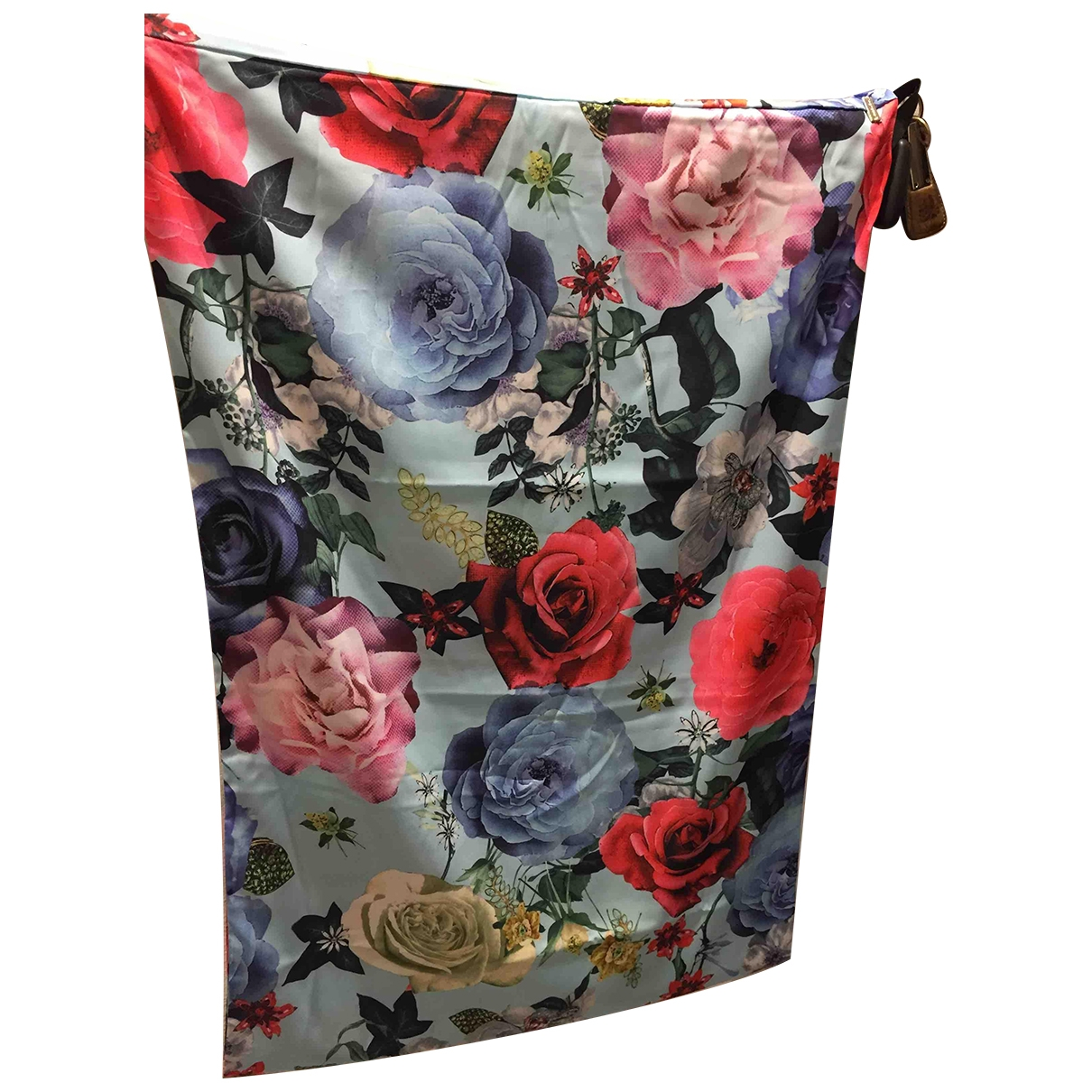 Non Signé / Unsigned \N scarf for Women \N