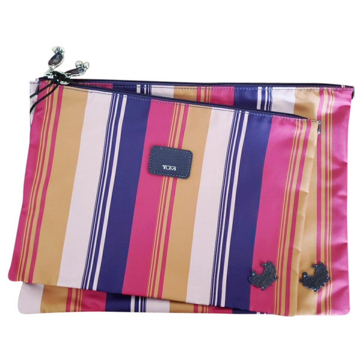 Tumi - Sac de voyage   pour femme en toile - multicolore