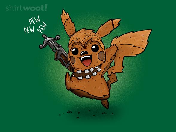 Pikachewie T Shirt