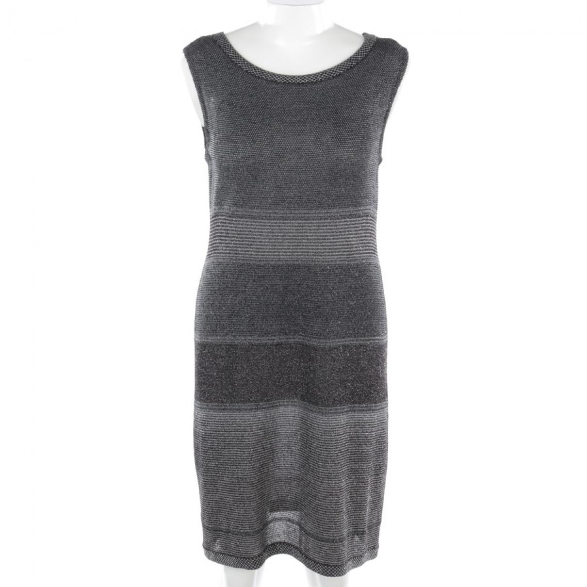 Missoni \N Kleid in  Metallic Polyester