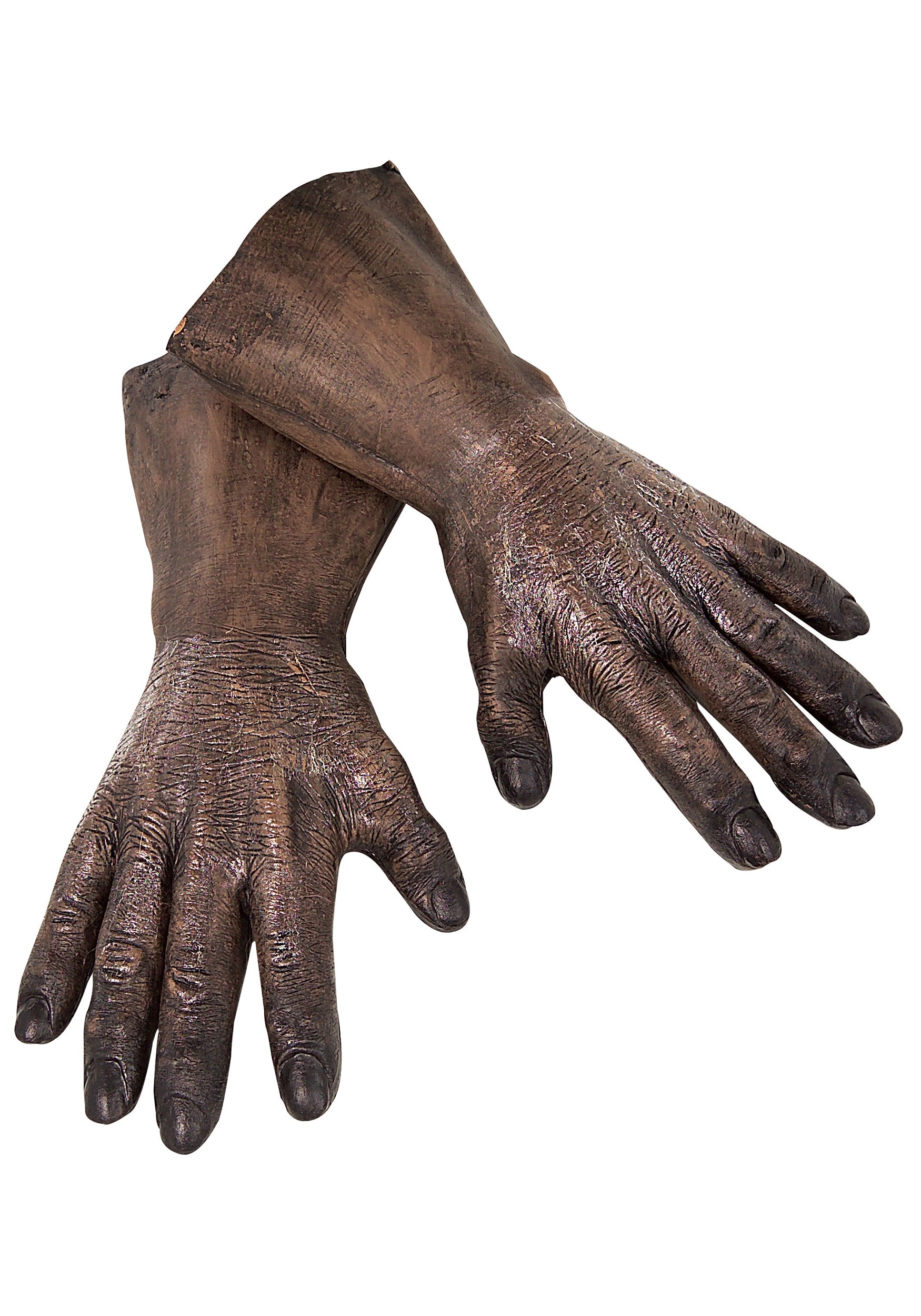 Deluxe Chewbacca Latex Hands