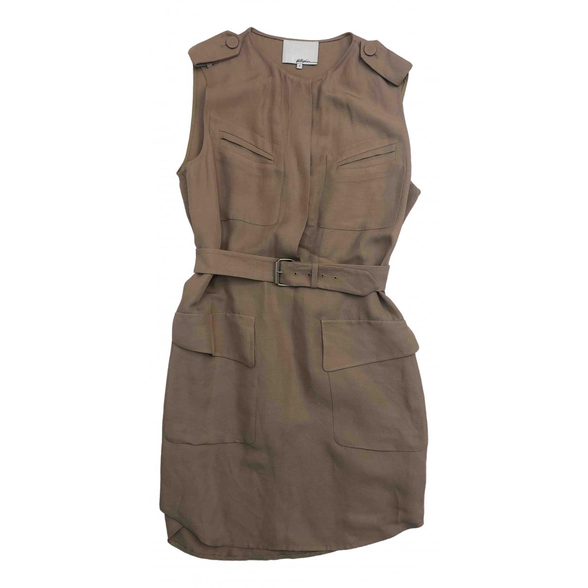 3.1 Phillip Lim \N Camel dress for Women 2 0-5