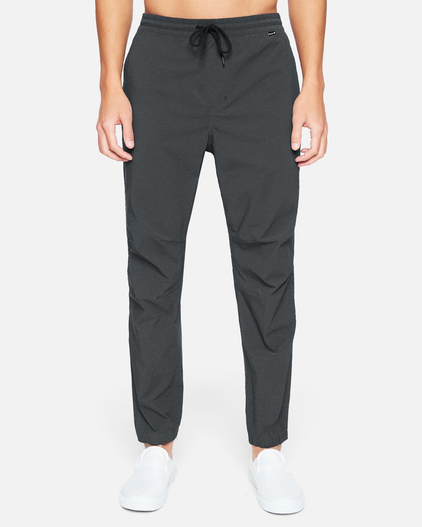 Men's Dri-Fit Jogger in Black, Size Medium