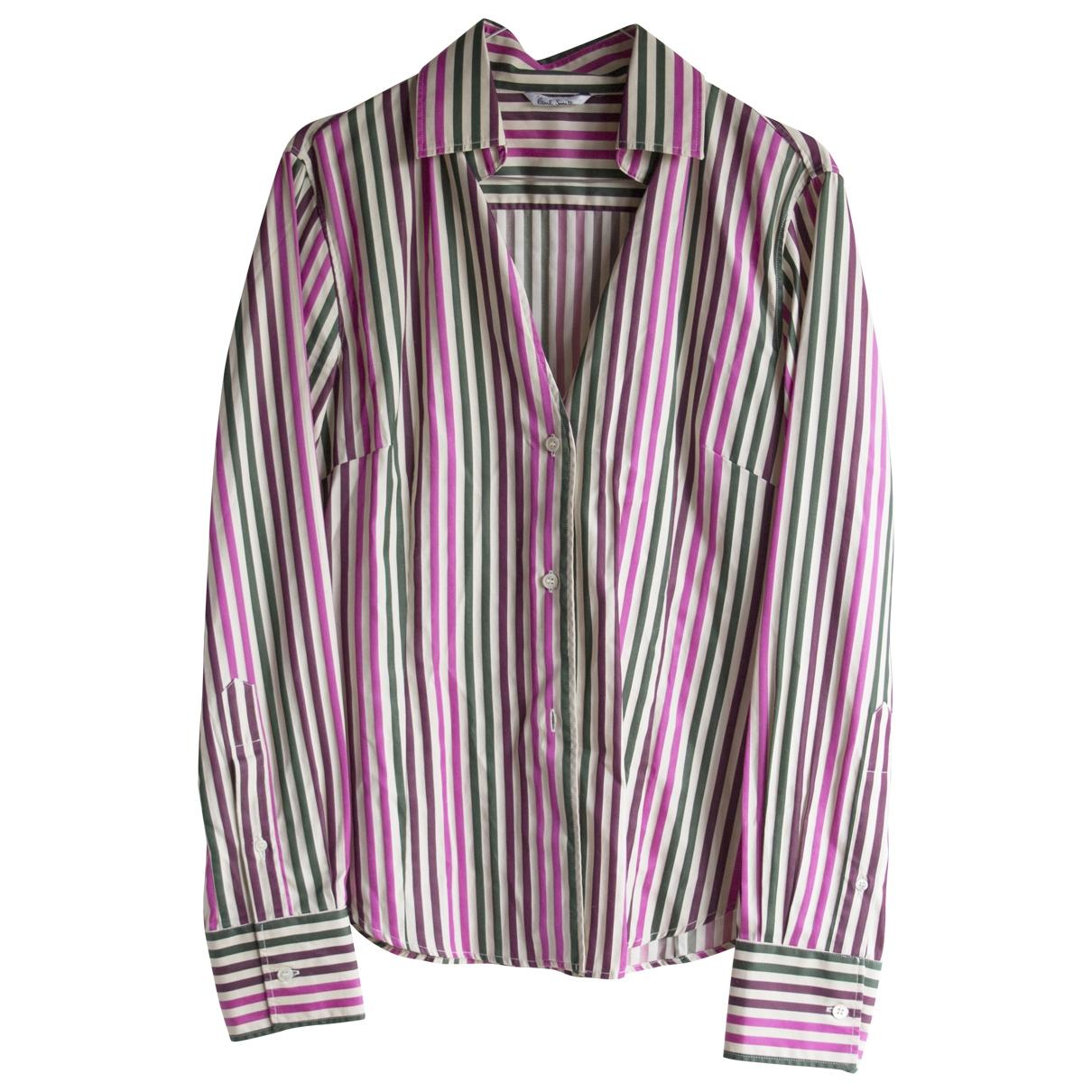 Paul Smith \N Multicolour Cotton  top for Women 44 IT
