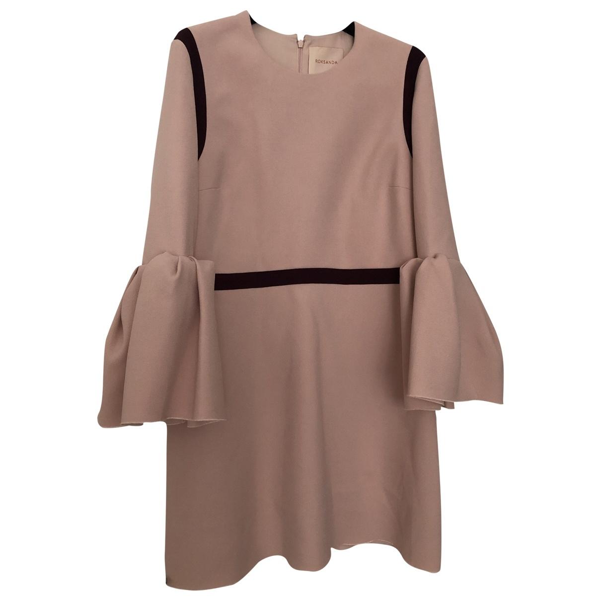 Roksanda \N Pink dress for Women 14 UK