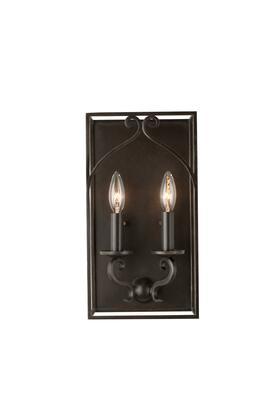Somers 508220HB 2-Light ADA Sconce in Heirloom