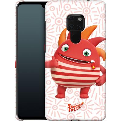 Huawei Mate 20 Smartphone Huelle - Sorgenfresser Flamm von Sorgenfresser