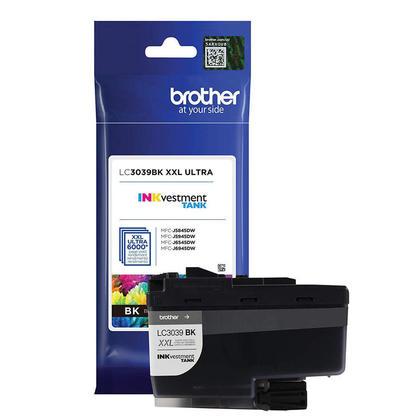 Brother LC3039BK cartouche d'encre originale noire extra haute capacité
