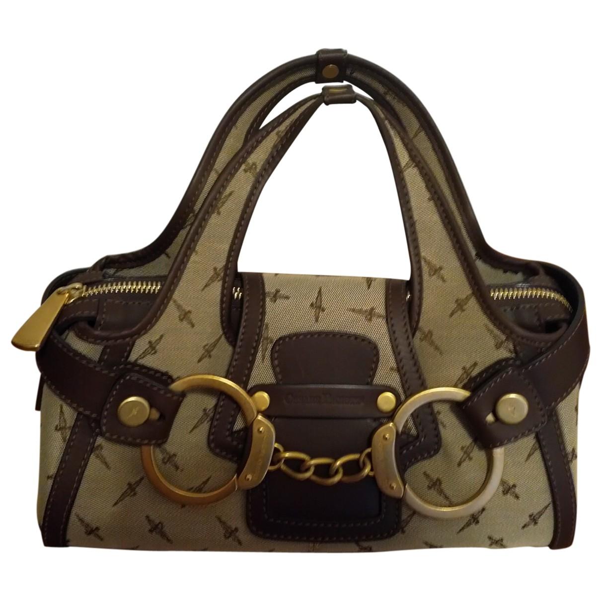 Cesare Paciotti \N Multicolour Cloth handbag for Women \N