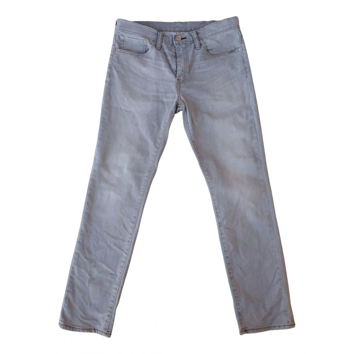 Levi's N Grey Denim - Jeans Jeans for Women 32 US