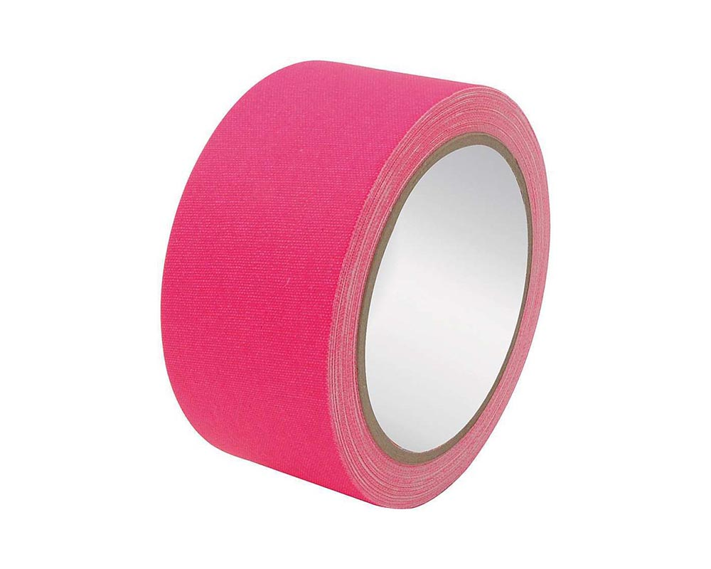 Allstar Performance ALL14146 Gaffers Tape 2in x 45ft Fluorescent Pink ALL14146