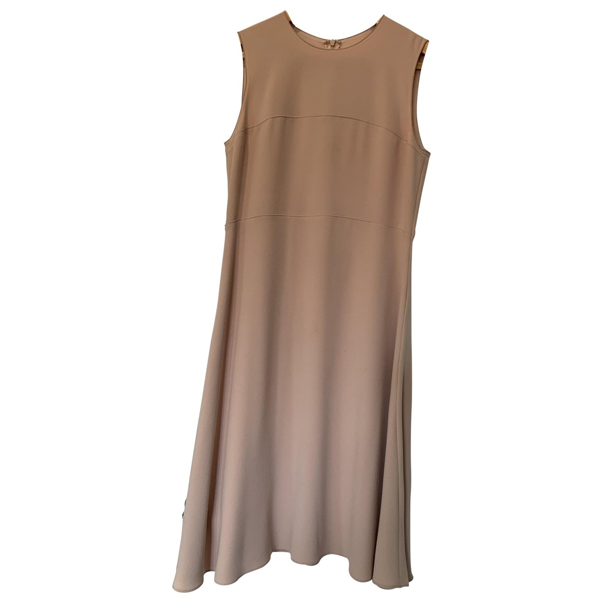 Joseph \N Ecru dress for Women 38 FR