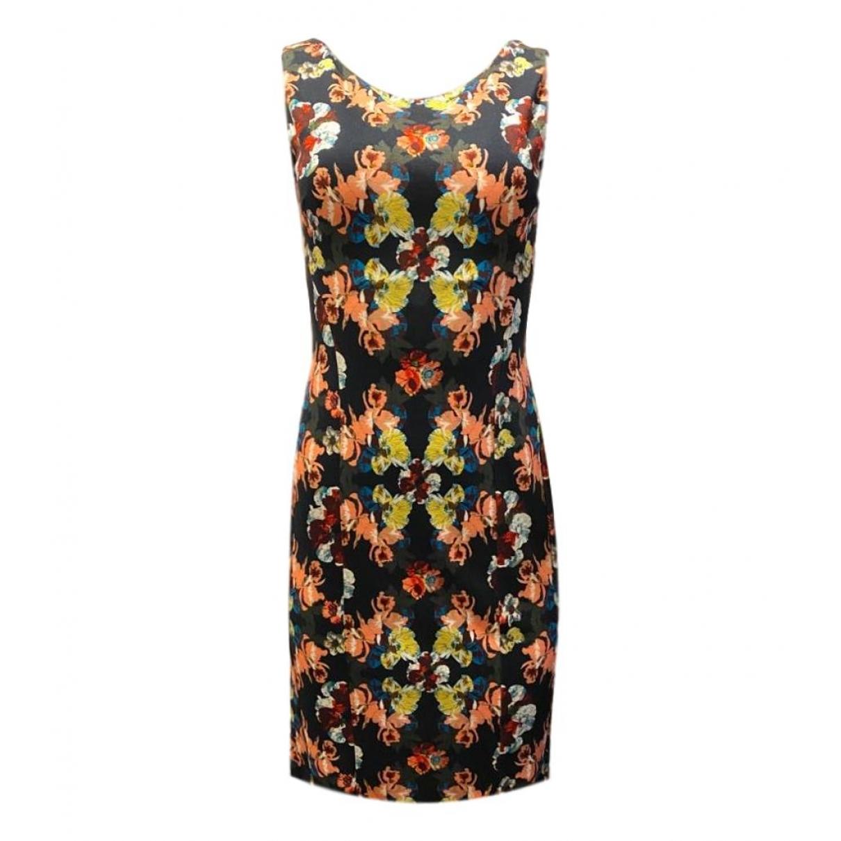 Erdem \N Kleid in  Bunt Synthetik