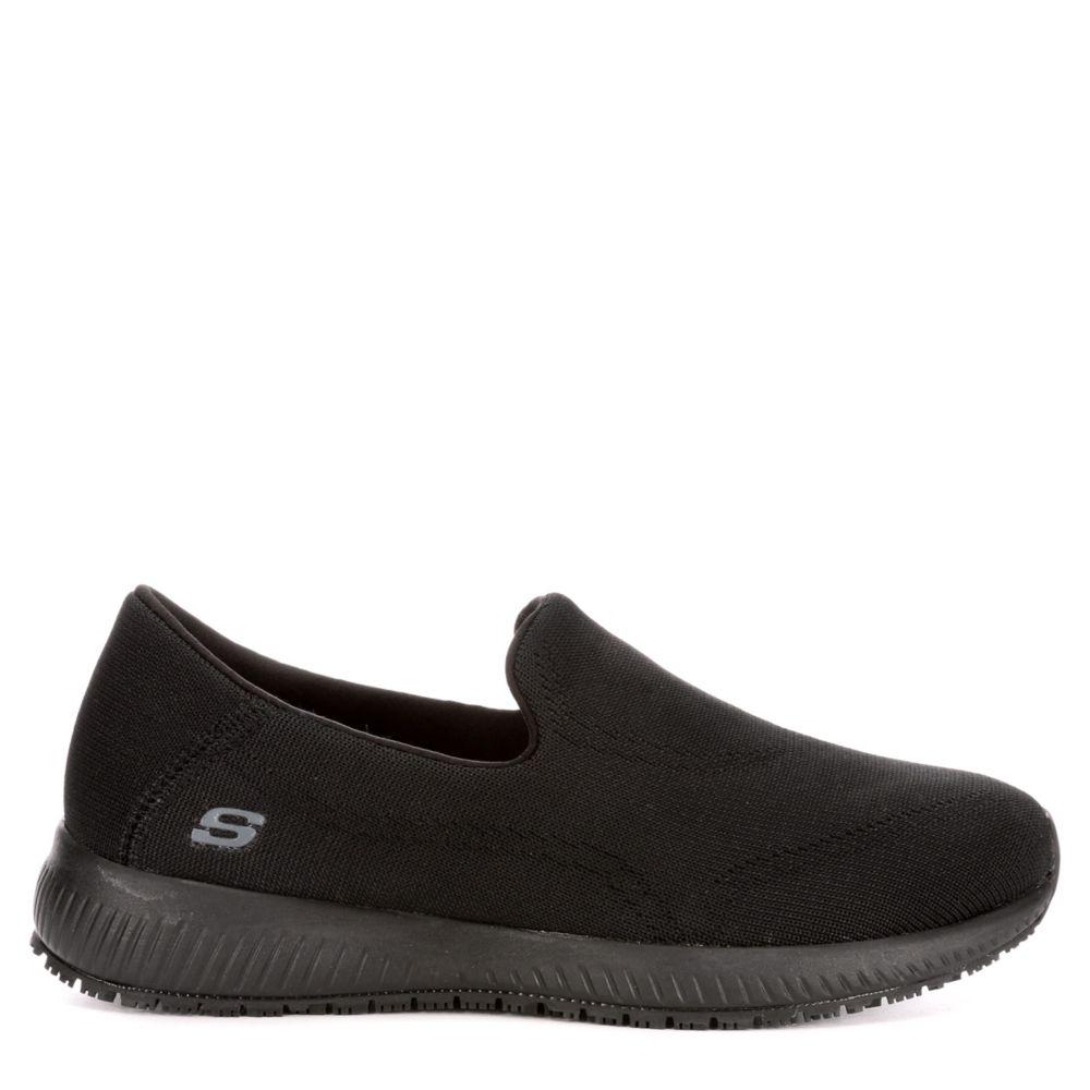 Skechers Womens Squad-Miskin Work Shoes