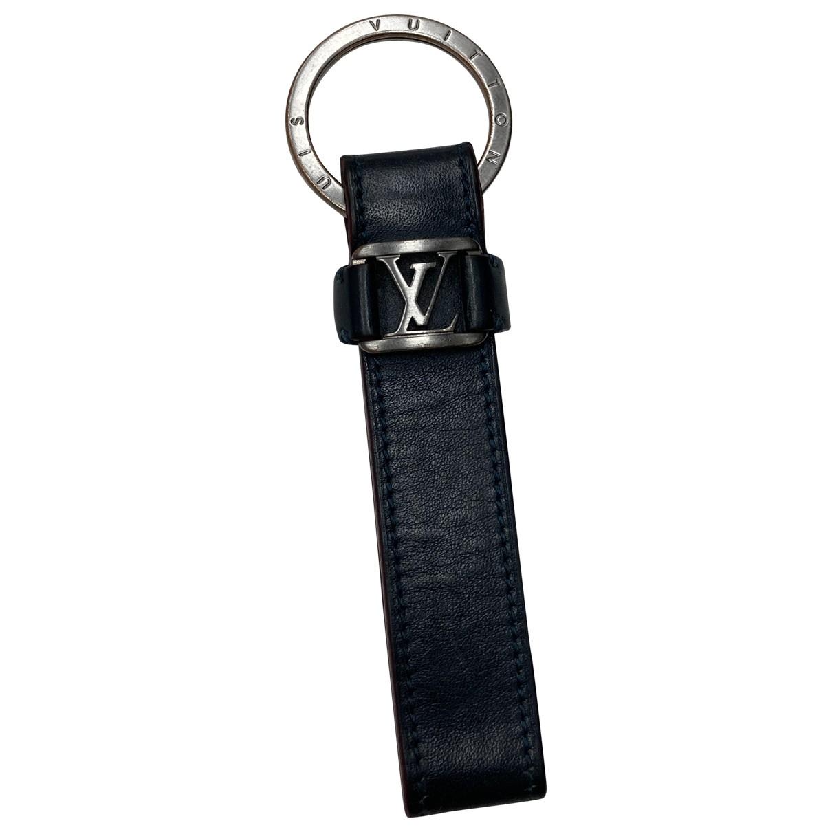 Llavero de Cuero Louis Vuitton