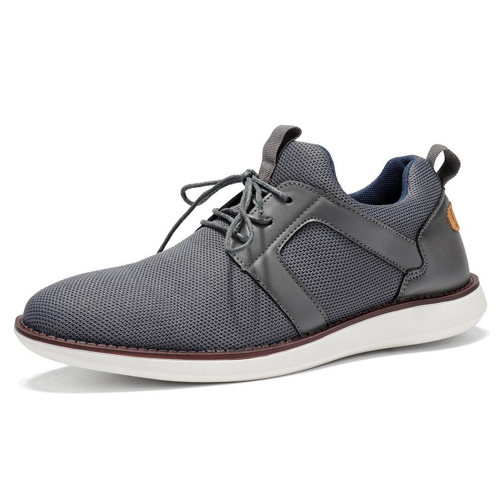 Menico Men Mesh Breathable Light Weight Sport Running Shoes