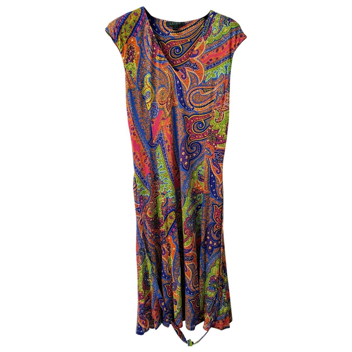 Lauren Ralph Lauren - Robe   pour femme - multicolore