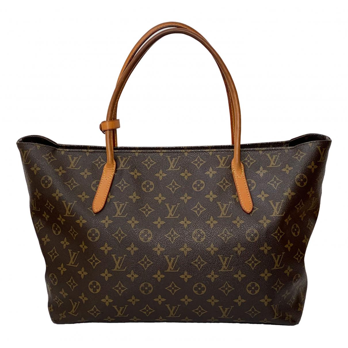Bolso  Raspail de Lona Louis Vuitton