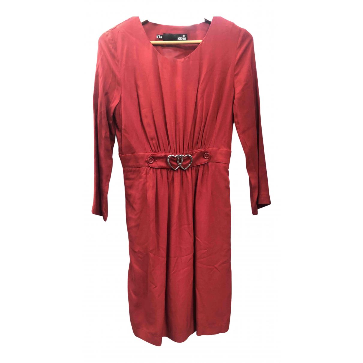 Vestido Moschino Love