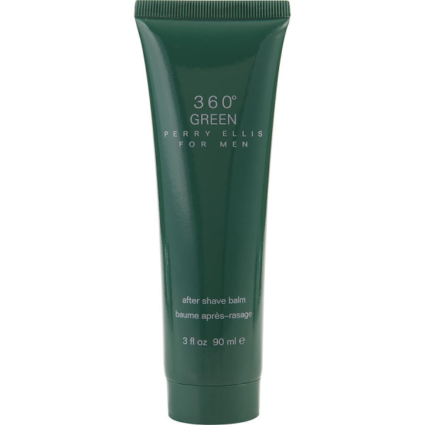 Perry Ellis - 360 Green : After Shave Balm 6.8 Oz / 90 ml