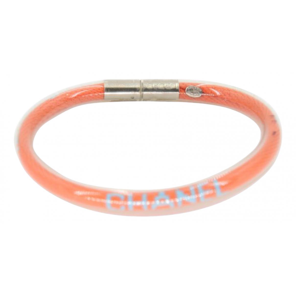 Chanel - Bracelet   pour femme - orange