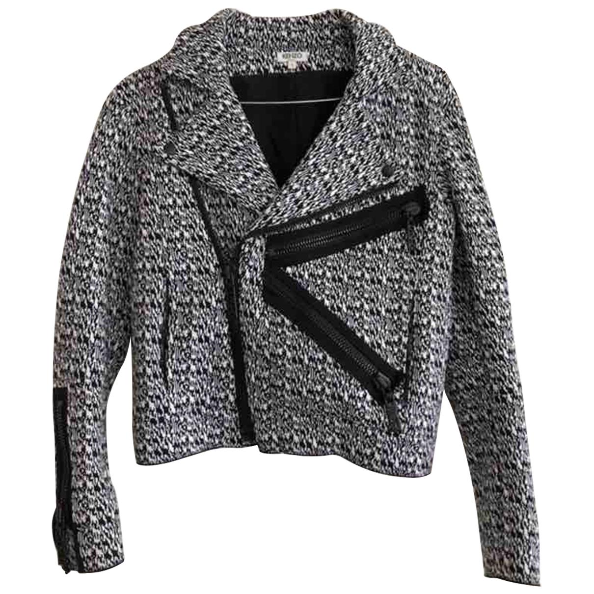 Kenzo \N Black jacket for Women 36 FR