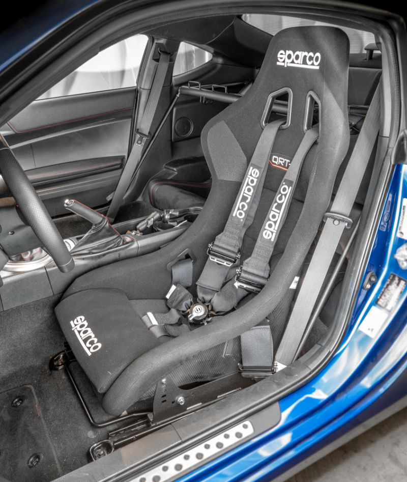 Brey Krause R-1486 Seat mounts for seats with 433-460mm OEM mount points Subaru BRZ   Toyota GT-86   Scion FRS
