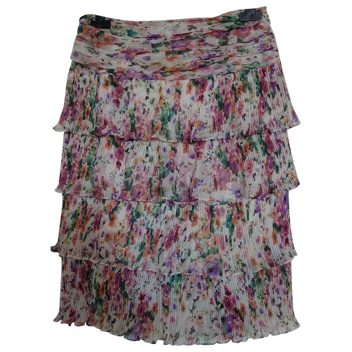 Georges Rech \N Multicolour Silk skirt for Women 38 FR