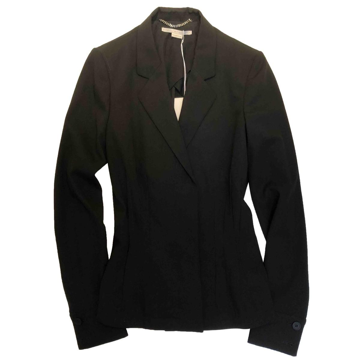 Stella Mccartney - Veste   pour femme en laine - noir
