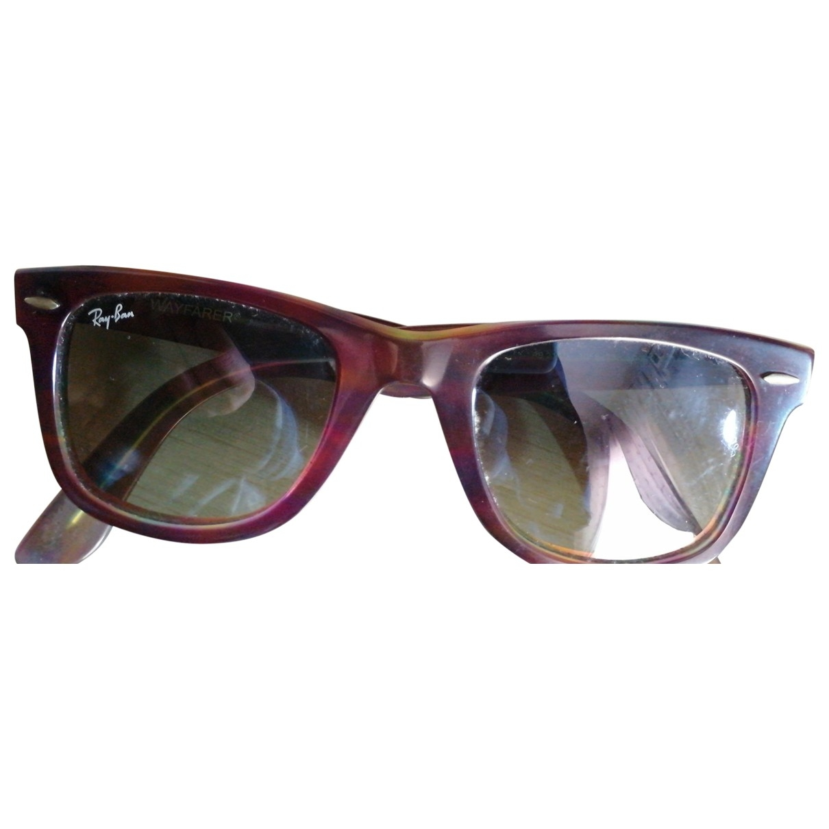 Ray-ban \N Purple Sunglasses for Women \N