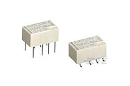 TE Connectivity DPDT Surface Mount Latching Relay - 5 A, 4.5V dc For Use In Access & Transmission Equipment, Consumer